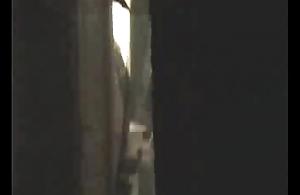 Hawt babe captured by fusty camera