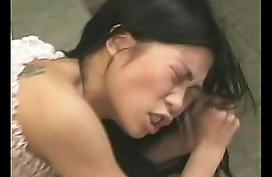 Cute oriental impenetrable depths anal