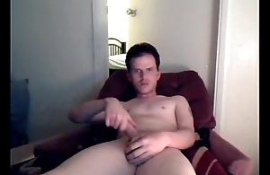 Buddy Kevin Jacks off for me on webcam - Movie 3
