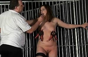 Amateur Slavegirl Jannas Extreme Punishment