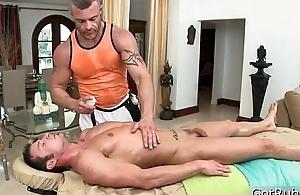 Girder gets dick sucked during massage 3 Overwrought GotRub