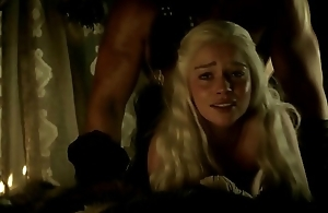 Emilia Clarke Game of Thrones - S01E02 2011 1080p
