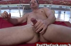 Monster Black GAY cock shafting straight guys video-13