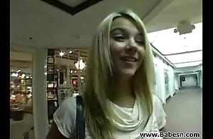 Bring juvenile blonde hottie home 00