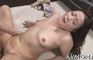 Dirty jail-bait mother juicy chink stretched