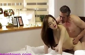 Korean - Thing embrace Chapter In The Bedroom - Ahead to beside theporntown.com