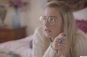 Virgin Stepsister and her jerk brother - Whitney Wright, Carolina Confectionery - Pure Taboo