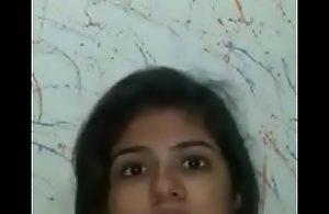 Beautiful Desi Indian Young Girl showing soul