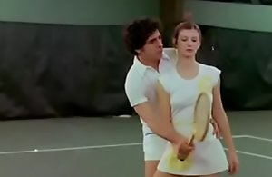 How Relating to Hold A Ski Racket vintage sexy sex