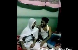 Desi Indian Academy Partisan Mukta low-spirited Lovemaking Blear