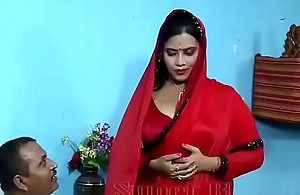 Hot voluptuous relations pellicle of bhabhi united in the matter of More impassion saree wi - YouTube.MP4