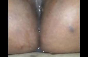 Desi Housewife getting her off with transgressed and deep throated deep plough that babe squirts