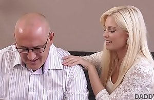 DADDY4K. Dear Candee fantasies to enjoyment from dad of their way bf