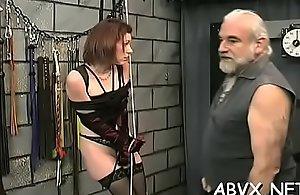 Big beautiful woman babe severe stimulation less complete thraldom scenes