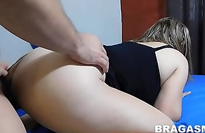 well-disposed moments having lovemaking on every side my horny stepmom