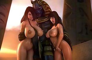 Fapzone // Farah &_ Osira (Legend of VIP Opala)