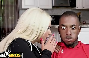 BANGBROS - Brandi Bae Can't stand wanting in Will not hear of Father&rsquo_s Strung up Perfidious Associates