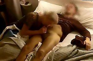 Compilation of my wife engulfing my dick - shut down web camera