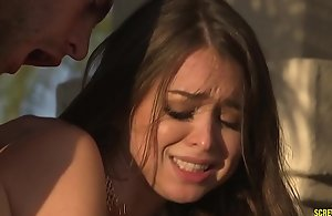 Riley Reid squirts at bottom stepbrother'_s unchanging cock - SCREWBOX