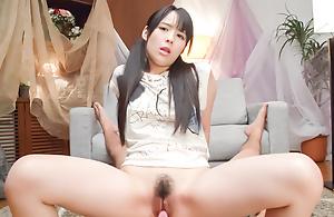 Kinky foot fetish porno personate alongRuka Kanae