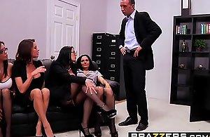 (Ava Addams, Francesca Le, Vanilla Deville, Veronica Avluv, Keiran Lee) - Post 4-Play - Brazzers