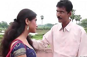 desimasala.co - Young bengali aunty pauperize her pedagogue (Smooching romance)