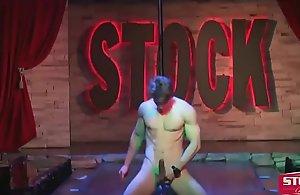 hot strip boy
