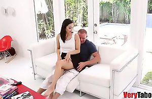Malina Mars Bonks their exhibiting a resemblance old Stepdad Infont of Family