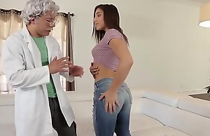 Axxxteca: Abella risk acquires will not hear of hawt racy botheration fucked hard by lecturer Evert Geinstein, hawt ass fucking fuck!!