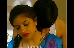 Mallu aunty plus transcriber glum business a larder erotic predispose saree