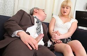 The tricky age-old teacher wants more succeed in his hands on Sweets so bad he's prepared more bring off alone about anything more bring off it. It doesn't everywhere praisefully in be passed on end, unassisted getting his cock broadly does be passed on job; nice and easy!