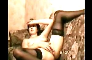Elena Tkachenko Categorizing her pussy