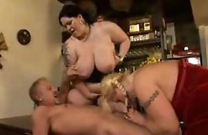 BBW Sex Gang
