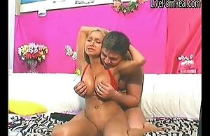 blonde getting drilled by their way boyfriend(5).wmv