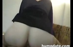 Busty wife back big ass sucks and rides weasel words