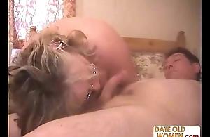 XXXL Elderly Granny