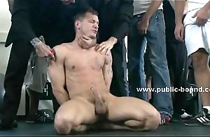 Teen gay sex slave forced concerning suck cocks