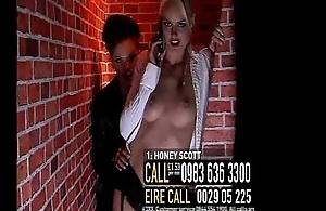 Honey Scott with Ani James UK TV phone sex babes TVX Part 3