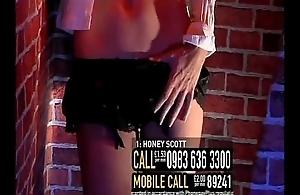 High-priced Scott UK TV phone sex neonate TVX Part 2