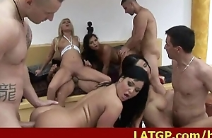 Amazing sex party with sexy dolls 27