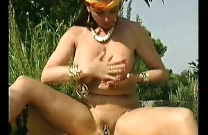 xshake.net Perforated Nipples And Pussy