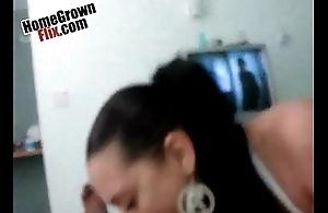 Fine ass puerto rican swallowing gumshoe - HomeGrownFlix.com - Amateur Sextape