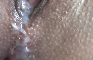 Pussy cumming