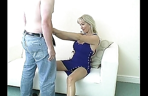 Footjob Britsh Grown-up