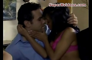 Foursome with Shy Love with an increment of Kaylani Lei