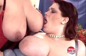 Busty lesbians doing hardcore fisting