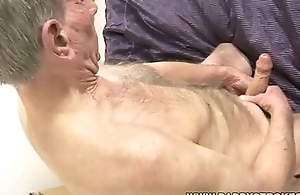 Gramps Is Back Jerking Wanting