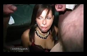 afuk lucy b bukkake british uk cum stifle b trap facials amateur