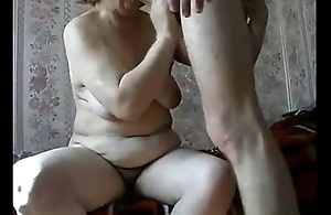 German son fuck French mature mom
