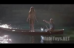 Madeleine Stowe - China Sputnik (full frontal in lake)